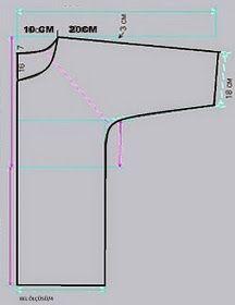 Dikiş Kalıpları ve Patronları: PRATIK BLUZ, TUNIK, T-SHIRT KALIPLARI Chart, Embroidery, Sewing, Blouse, Stitching, Pattern, T Shirt, Modeling, Dress Patterns