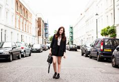Mademoiselle Robot: What I Wore - Kitties and Cats