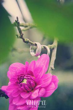 rings and flower - www.myrakel.be