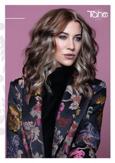 New Age Collection - Eve - Look 2  Τεχνική Contouring: με προϊόντα Tahe.  Χρώμα: Lumiere Color Express Cool New Age, Collections, Blazer, Jackets, Color, Women, Fashion, Down Jackets, Moda