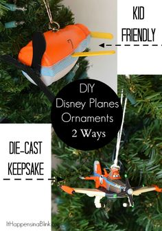 DIY Disney Planes Or