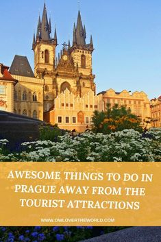 There are many awesome things to do in Prague, but the ones away from the tourist attractions that you will find in this post are special and unique. Places Around The World, Travel Around The World, Around The Worlds, Vacation Pictures, Travel Pictures, Prague Things To Do, Travel Destinations, Travel Tips, Travel Articles