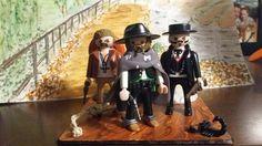 El bueno, el feo y el malo!! Jack Clirk Project, Playmobil Custom Facebook/JackClirkProject Jack.clirk@gmx.de