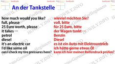 An der Tankstelle. At the gas station. how much would you like?	wieviel möchten... - #Der #gas #likewieviel #mochten #station #tankstelle #wieviel #would