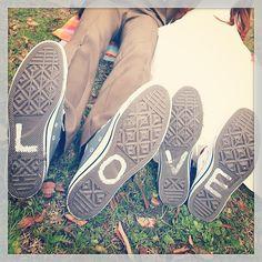 #シェアInstagram わたしもまいちゃんの見て思い出した!はやりの#btb ♡ 便乗〜( ̄▽ ̄) かなーーり懐かしい! #ロケーションフォト #コンバース Converse Style, Wedding Photos, Slip On, Sneakers, Instagram, Shoes, Fashion, Marriage Pictures, Tennis