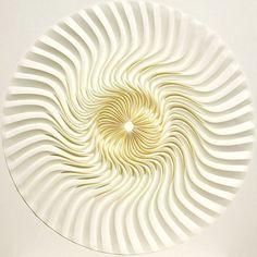 Hipnotizantes origamis de mandalas 01