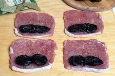 Мясные пальчики с черносливом - рецепт с пошаговыми фото / Меню недели