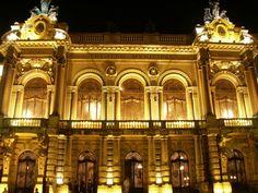 Teatro Municipal de São Paulo. São Paulo / Brasil.