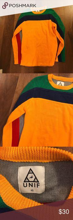 Unif sweater XS Unif sweater XS UNIF Sweaters