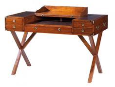 Equateur Desk - Starbay office furniture - Rosewood furniture