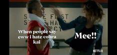 Karate Kid Movie, Karate Kid Cobra Kai, Cobra Kai Dojo, The Crown Season, Great Memories, Hunger Games, Good Movies, The Funny, Movies And Tv Shows
