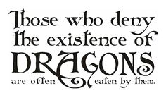 those who deny the existence of dragons640i