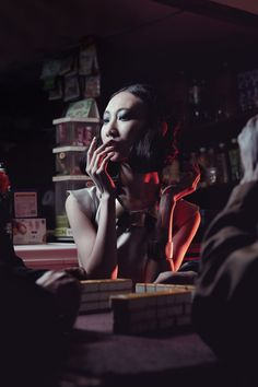 CHONGQING City | Fashion Story 03 by Matthieu Belin, via Behance