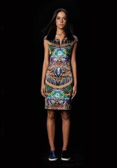 Vestido Decote Nilo