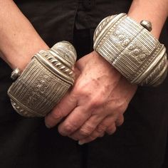 The same pair worn ...