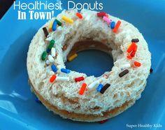 Healthiest donut ever!!