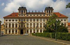 Toskánský palác Praha