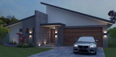 4 bedroom home design