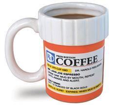 Pastillas de café.
