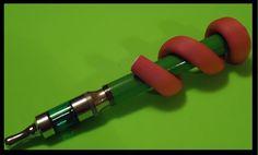 Electronic Cigarette Protector Hookah Holder-MOD Holder -Display Vaping Protection  -Vape Charm -MOD Protect #VapeItSafe by VapeItSafe on Etsy