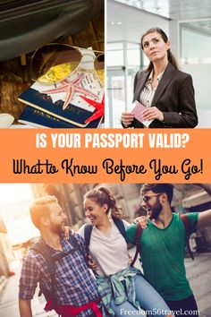 Passport Expiry – Quick & Easy Guide to See if Your Passport is Valid – Family Vacation Destinations, Great Vacations, Travel Destinations, Family Vacations, Cruise Vacation, Disney Cruise, Travel Advice, Travel Tips, Travel Hacks