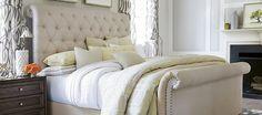 Beautiful Home Decor, Beautifully Priced | Joss & Main ;;;;; bed frame ideas
