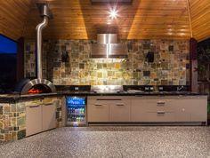 Außenküche Mit Fünf Buchstaben : 327 besten outdoor kitchen bilder auf pinterest bar grill