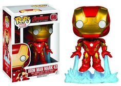 Avengers Age of Ultron POP! Vinyl Figur Iron Man 10 cm