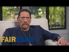 "Kristine Leahy sits down with renowned actor, Danny Trejo, to discuss his rise to stardom from his life in jail, his time with Anthony Bourdain on ""Parts Unk. Sports App, Fox Sports, Kristine Leahy, Danny Trejo, Fair Games, The Headlines, Athlete, Hollywood, Actors"