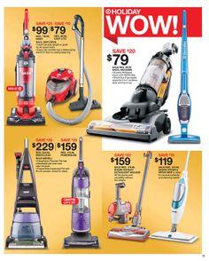 Target - Sale starts November 17, 2013 - November 23, 2013 Dirt Devil, November 23, Target, Home Appliances, Pets, House Appliances, Appliances, Target Audience, Animals And Pets