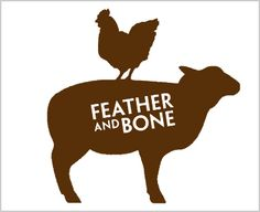 Feather and Bone - Australia's Finest Meat Provider located in Rozelle, Sydney & they deliver:) Awesome Food, How To Eat Less, Uni, Flexibility, Sydney, Feather, Animal, Meat, Logo