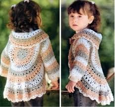 Image result for crochet girl dresses free patterns