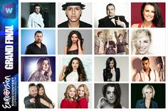 eurovision 2014 vote number