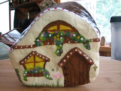 house in the woods by Tia