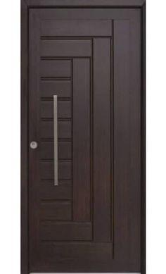 Home Door Design, Flush Door Design, House Main Door Design, Wooden Front Door Design, Door Design Interior, Wooden Front Doors, Modern Interior Doors, Bedroom Door Design, House Front Door