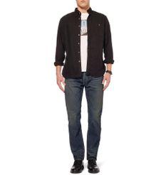 Simon Miller - Ben Tierney Printed Cotton-Jersey T-Shirt MR PORTER