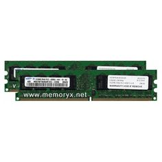 1GB (2x512MB) Dell Dimension PC2-4200 non-ECC DDR2 DIMM Kit (p/n 311-5115)