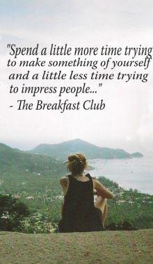 """Gotta love the """"Breakfast Club"""""""
