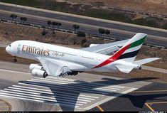 Emirates: Airbus A380-861