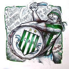 Banfield Taladro Futbol Argentina Checho Perrone Hincha