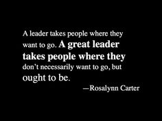 leadership inspirational quotes - Google Search