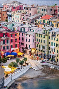Cinquenta Terre, Itália