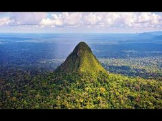 The Enigmatic Pyramids of the Amazon: An ancient civilization lost in time - Tales from out there