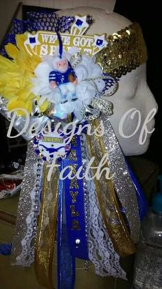 Homecoming Headband 409-599-3280 Designs of Faith - A Gift & Floral Studio