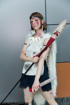 San #cosplay | Anime Revolution 2013