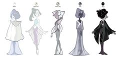Many Different Pearls (6)