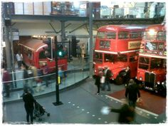 #TFL #museum #London When I grow up, I want to be a bus driver http://thelondonscrapbook.com/2013/09/22/london-transport-museum/