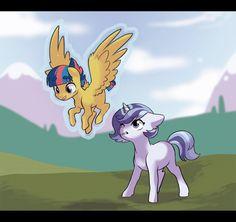 Flight by kianamai on DeviantArt My Little Pony Comic, My Little Pony Drawing, Mlp My Little Pony, My Little Pony Friendship, Mlp Creepypasta, Kilala97, Little Poni, Mlp Characters, Mlp Fan Art