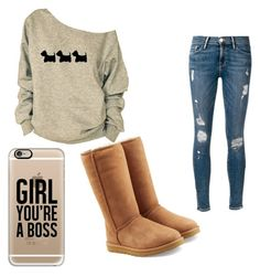 """""""Untitled #8"""" by kalistaraine06 ❤ liked on Polyvore"""