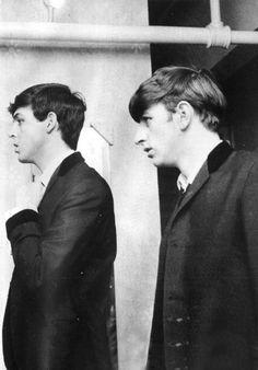 Paul McCartney & Ringo Starr